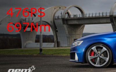OEM+ Stage 1 für Audi TTRS und RS3 neu mit DTC!
